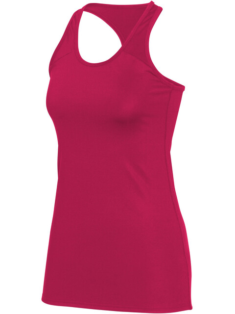 2XU W's Essential Racer Tank Cherry Pink/Cherry Pink